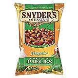 Snyder's Of Hanover Pretzel Pieces - Jalapeno 56g (Pack of 30)...