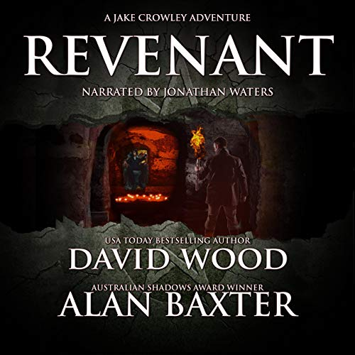 Revenant: A Jake Crowley Adventure cover art