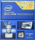 Intel Xeon E5–2620V3–Prozessor (Intel Xeon E5V3, 2,4GHz, LGA 2011-v3, 768GB, ddr4-sdram, 1600, 1866MHz)