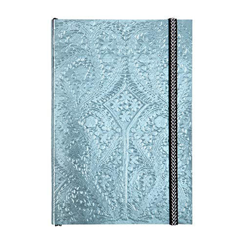 Christian Lacroix Moon Silver A5 Paseo Notebook