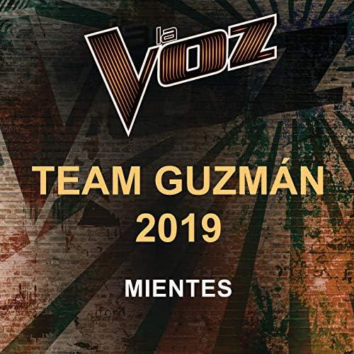 La Voz Team Guzmán 2019