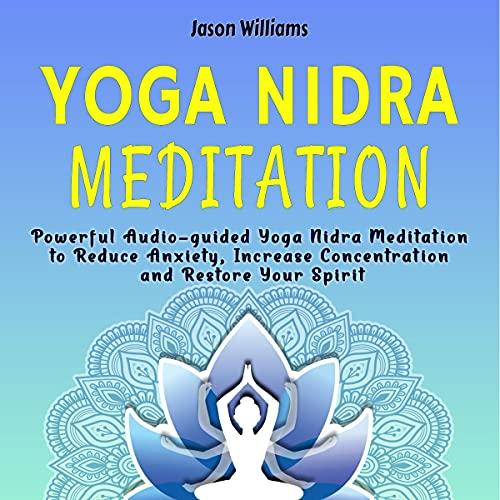 Yoga Nidra Meditation cover art