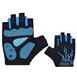 Best Gel Bike Gloves - MaYee Biking Gloves Fingerless | Cycling Gloves Review