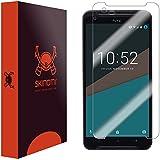 Skinomi TechSkin - Schutzfolie für HTC One X9 - deckt den Display
