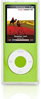 Griffin iClear Molded Shell Case for iPod nano 4G (Clear)