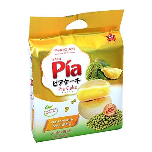 Ban Pia Dau Xanh & Sau Rieng (Mu...