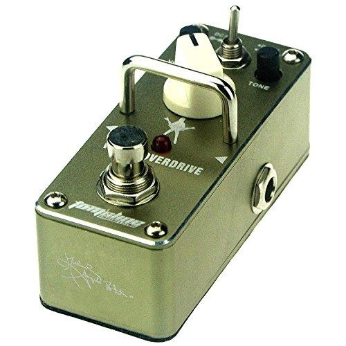 MIMIDI Vintage Overdrive Boost Pedal AGR3S von Michael Angelo Batio, signiertes Gitarren-Effektpedal