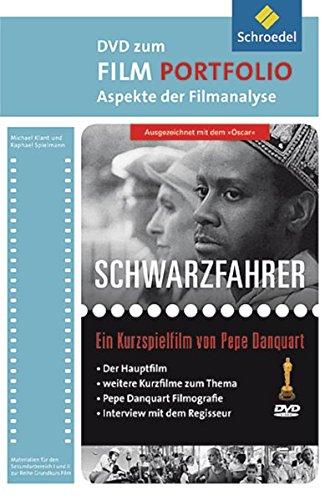 DVD zum Film Portfolio Aspekte der Filmanalyse: Schwarzfahrer - Ein Kurzspielfilm von Pepe Danquart