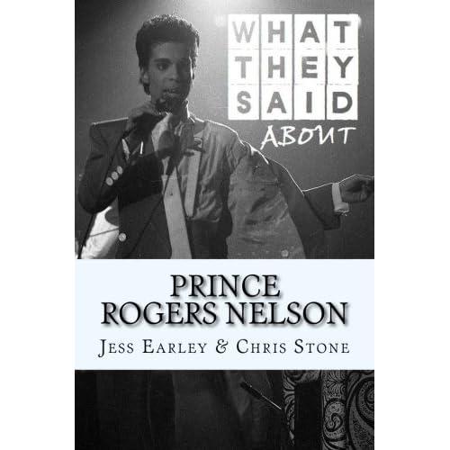 Prince Rogers Nelson: Amazon co uk