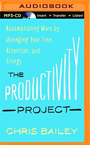 Productivity Project The product image