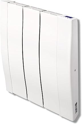 Haverland RC3W - Emisor térmico de inercia a fundición de Aluminio 450W, 450 W, Blanco
