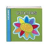 Melissa & Doug Children's Book - Soft Shapes: Colors (Foam First Puzzle Book)