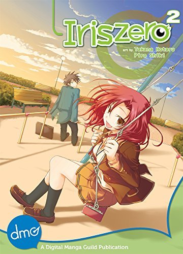 Iris Zero Vol. 2 (Shonen Manga) (English Edition)