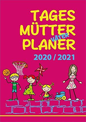 Tagesmütterplaner 2020/21: Das Original von Doris Kaul! Datenerfassung, Organisation, Planung, Tagebuch, Dokumentation und Archivierung in einem einzigen übersichtlichen Buch