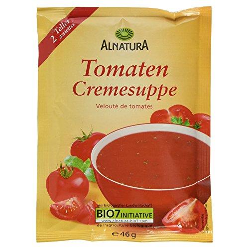 Alnatura Bio Tomatencremesuppe, 15er Pack (15 x 46 g)