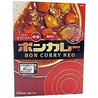 大塚食品 ボンカレーネオ コクと旨みのオリジナル 中辛 230g 2コセット