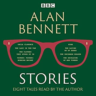 Alan Bennett: Stories audiobook cover art