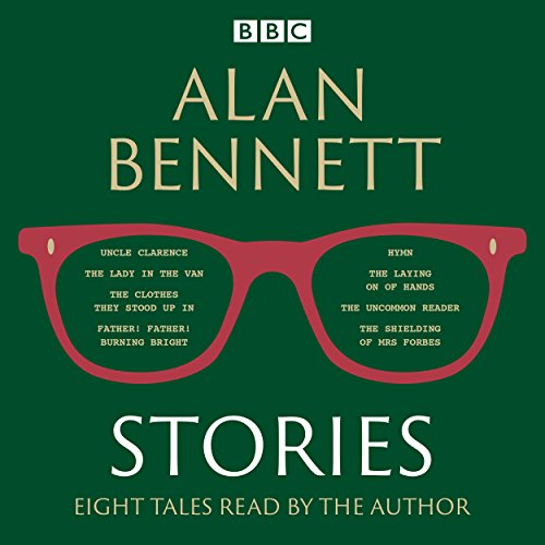 Alan Bennett: Stories     Read by Alan Bennett              By:                                                                                                                                 Alan Bennett                               Narrated by:                                                                                                                                 Alan Bennett                      Length: 11 hrs and 3 mins     18 ratings     Overall 4.8