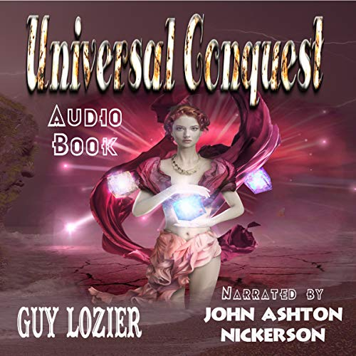Couverture de Universal Conquest