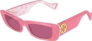 Gucci Women's Sunglasses Square GG0516S Pink/Red