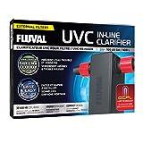 Fluval Uvc Clarificador En Linea 500 g