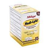 Best Electrolyte Tablets - Medique Medi-Lyte Electrolyte Replacement Tablets, 2 Packs of Review