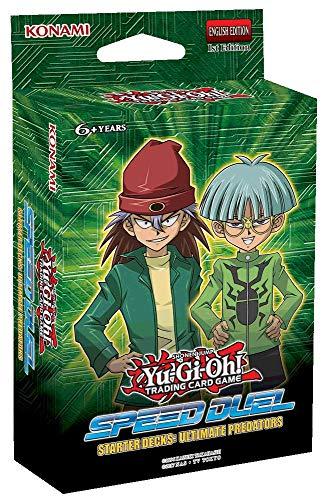 Yu-Gi-Oh! Trading Cards Cards - Ultimate Predators Starter Deck, Multicolor