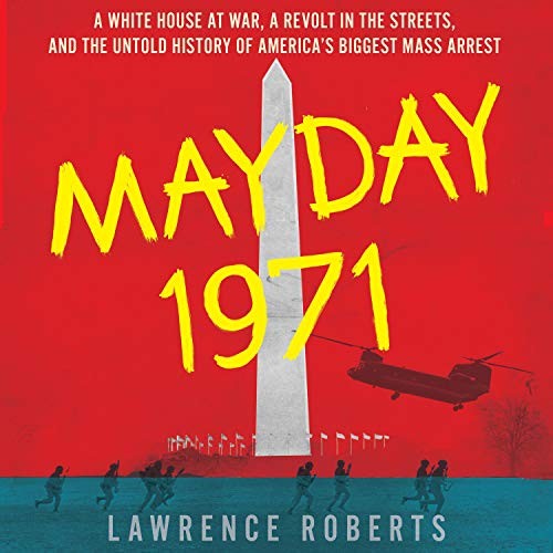 Mayday 1971 Audiobook By Lawrence Roberts cover art