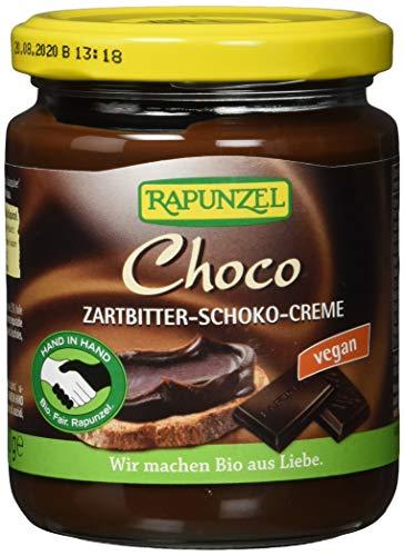 Rapunzel Choco Zartbitter Schokoaufstrich, 3er Pack (3 x 250 g) - Bio
