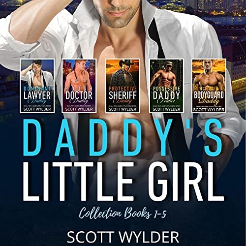 Daddy's Little Girl Series Collection, Books 1-5 cover art