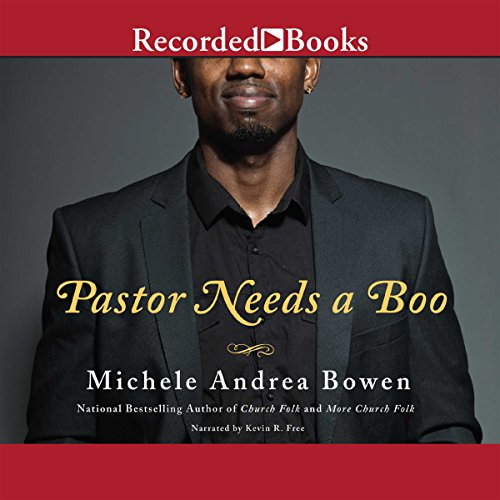 Pastor Needs a Boo audiobook cover art