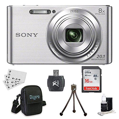 Sony DSC-W830 Cyber-Shot 20.1MP 2.7-Inch LCD...
