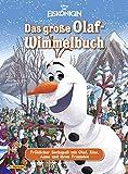 Disney: Das große Olaf-Wimmelbuch: Fröhlicher Suchspaß mit Olaf, Elsa, Anna und ihren Freunden (Disney Eiskönigin)