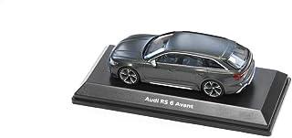 Audi 5012016231 modelauto RS6 Avant grijs model 1:43 miniatuur