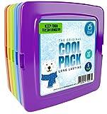 [Neu] Kühlakku im extra Dünnen Format für Lunchboxen – Schnell gefrierend und langanhaltende