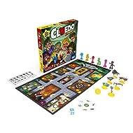 Hasbro Gaming C1293100 Junior Classic Detective Game Age 5+