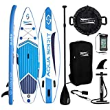 AQUA SPIRIT SUP Aufblasbare Boards für Stand-Up Paddling