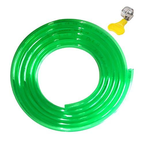 Wasserschlauch Tropfrohr Schlauch Formstabiler, Flexibler Gartenschlauch (Größe Auswählen) - 13x18mm