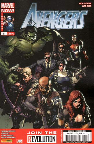 Avengers, Tome 5 :