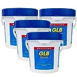 GLB 71220A 4-Pack Granular Dichlor,...