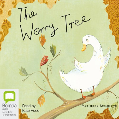 The Worry Tree audiobook cover art