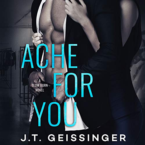 Ache for You audiobook cover art