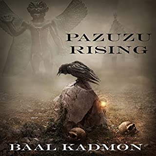 Pazuzu Rising cover art