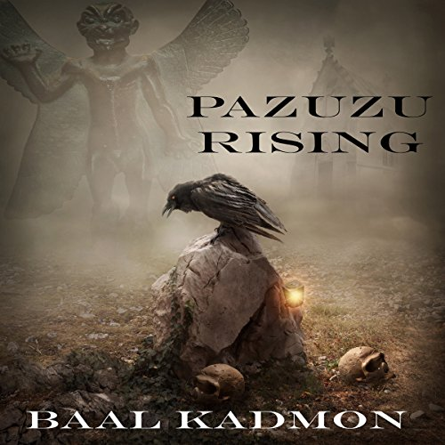 Pazuzu Rising cover art