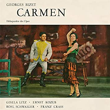 Bizet: Carmen - Highlights (Sung in German)