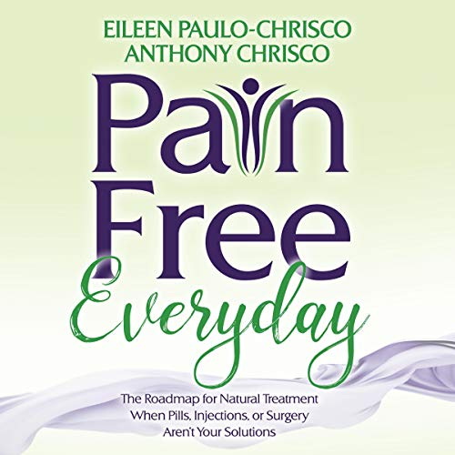 Pain-Free Everyday audiobook cover art