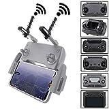 Tomat Yagi-UDA Remote Controller Antenna Signal Booster Range Extender for DJI Mavic Mini/Mavic 2/PRO/DJI Spark/DJI Mavic Air Drone...