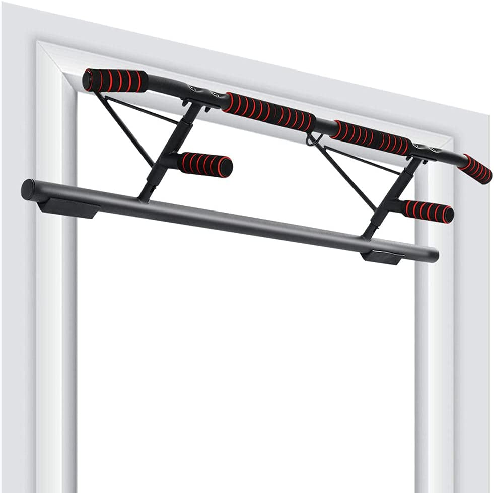 KDFJ Pull up Bar Save money for 100% quality warranty! Doorway Chin-up M Multi-Grip Wall Station