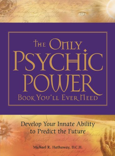 The Only Psychic Power Book You'll Ever Need: Discover Your Innate Ability to Unlock the Mystery of Today and Predict the Future Tomorrow (White Cat With Blue Eyes For Sale)
