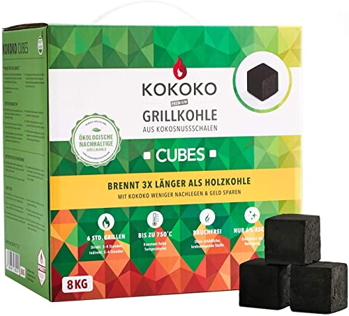 McBrikett KOKOKO Cubes Premium...